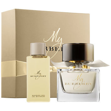 BURBERRY My Burberry Holiday Gift Set