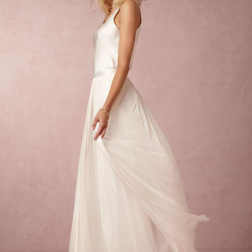 Anika Tulle Skirt and In Perpetuity Camisole