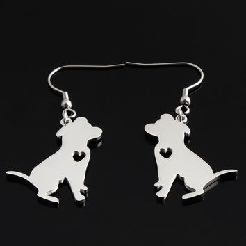 Pit Bull Stud Earrings for Women