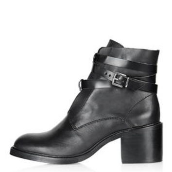 MITCHELL Ankle Boots - Black