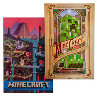 Minecraft Posters - Cube