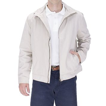 Mariner Jacket in Tan by Castaway Clothing - FINAL SALE