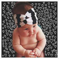 Spandex Turban -- Baby to Adult Size