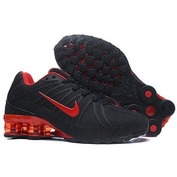 Nike Shox Current Woman Men Fashion Breathable Sneakers Sport Shoes-9