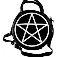 Kill Star Pentagram Handbag | Attitude Clothing