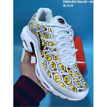 Nike Air Vapormax TN Plus Air cushioned running shoes