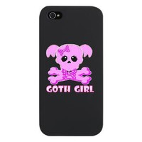 NCIS Abby Goth iPhone 5 Case> NCIS Goth Girl> The Tshirt Painter