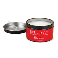 Eye of Love One Love Massage Candle