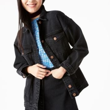 Monki | View all new | Classic denim jacket