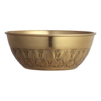H&M Large Metal Bowl $24.99