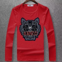 Kenzo Fashion Casual Top Sweater Pullover-17