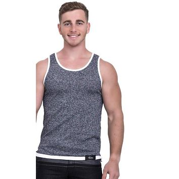 Men's Tank Top Fashion T shirts Sleeveless Solid Color Soft Stylish Bodybuilding Casual Undershirts Slim Fit
