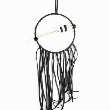 Half Moon Dream Catcher