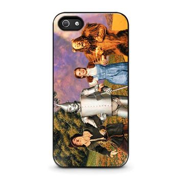 the wizard of oz iphone 5 5s se case cover  number 1