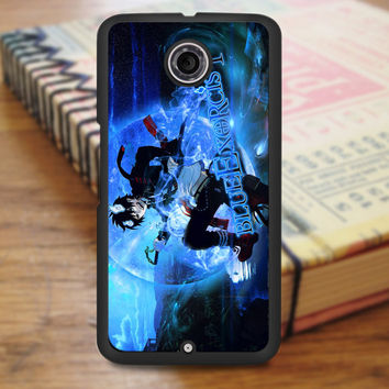Blue Exorcist Rin Okumura Devil Anime Blue Devil Nexus 6 Case