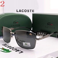 Lacoste Men  Fashion Summer Sun Shades Eyeglasses Glasses Sunglasses
