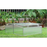 Earthcare Grow Wise Double Door Cold Frames