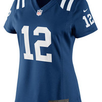 Ladies Nike Limited Home Andrew Luck Jersey at ColtsProShop.com
