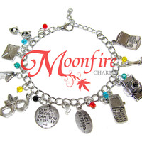 PRETTY LITTLE LIARS Fandom Charm Bracelet