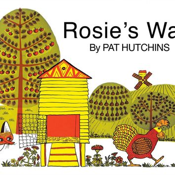 Rosie's Walk (Classic Board Books) Board book – March 17, 2015