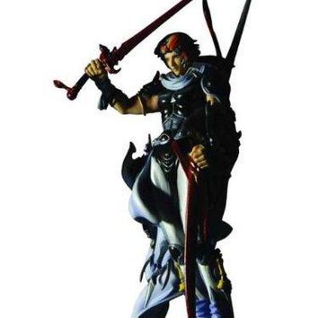 Final Fantasy Dissidia Frioniel (Firion) from FF II Trading Arts Figure