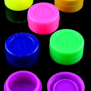 Large Silicone Jar - J158