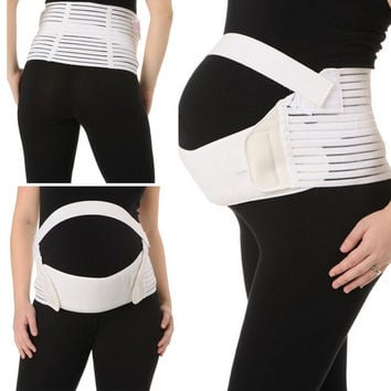 Baby Safe Pregnancy Maternity Belly Special Support Belt Back & Bump for Pregnant Woman = 1946042692