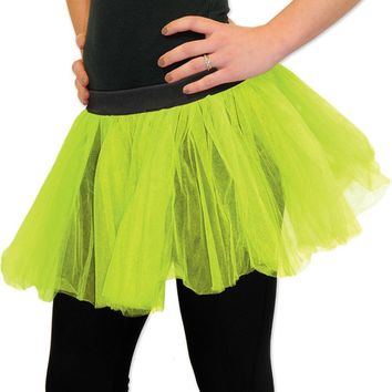 Tutu - Lime Green - CASE OF 12