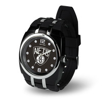 New York Nets NBA Crusher Series Mens Watch