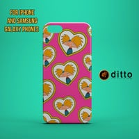 HEY ARNOLD CUTIE! Design Custom Case by ditto! for iPhone 6 6 Plus iPhone 5 5s 5c iPhone 4 4s Samsung Galaxy s3 s4 & s5 s6 s7 and Note 2 3 4