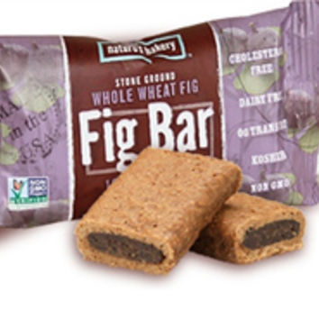 Nature's Bakery Whole Wheat Stone Ground Fig 2 oz Bars - 12 Pack