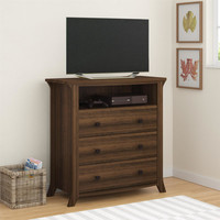 Altra Oakridge 3 Drawer Media Chest