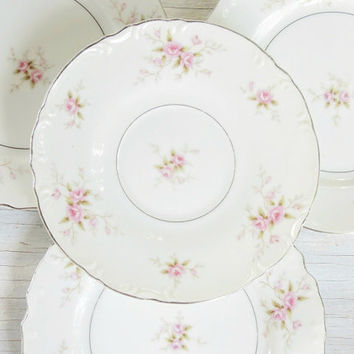 Mikasa Versailles Fine China Plates Set of 4 Dessert Plates Sau  sc 1 st  Wanelo & Shop Mikasa China on Wanelo