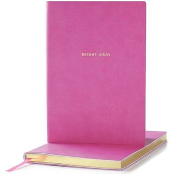 Fringe Studio 'Bright Ideas' Softcover Notebook