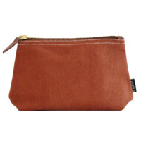 Travel Pouch - Camel