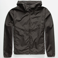 Billabong New Force Mens Windbreaker Black  In Sizes