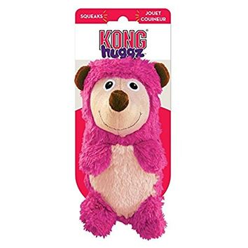 Kong Company Huggz Hedgehog Pet Toy