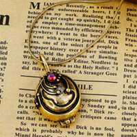 The Vampire Diaries antique Pendant Necklace Fashion Jewelry Verbena necklace