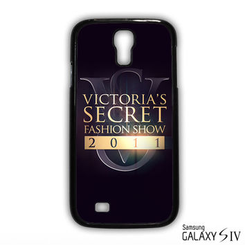 Victoria Secret Fashion Show logo 2011 for Samsung Galaxy S3/S4/S5/S6/S6 Edge/S6 Edge Plus phonecases