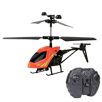 New Mini Helicopter Radio Remote Control Electric Micro Aircraft 2 Channels