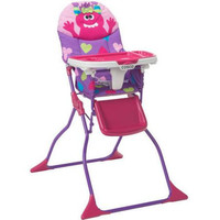 Cosco Simple Fold Deluxe High Chair - Shelley - HC237DHB