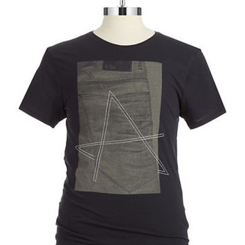 G-Star Raw A Graphic T Shirt
