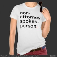 Women's non-attorney spokes-person | Have A Great Life!™