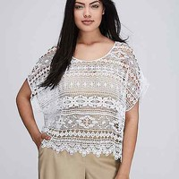 Crochet Top | Lane Bryant