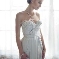 Parisian Princess Gown by clairelafaye on Etsy