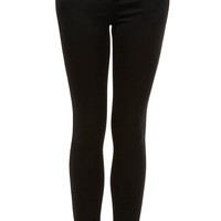 MOTO Black Skinny Leigh Jeans - Topshop USA