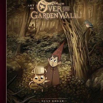 The Art of Over the Garden Wall Hardcover – September 26, 2017