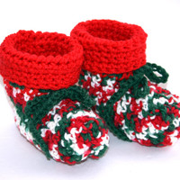 Toddler Slippers, child boots, baby booties. Christmas gift for kids size 1 - 3 Ready-to-ship