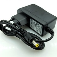 6V 600ma AC 100V-240V Converter Adapter DC 6V 0.6A 600mA Power Supply EU Plug DC plug 4.0mm x 1.7mm  Free shipping