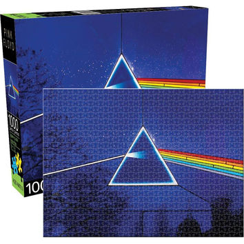 Pink Floyd – Dark Side of the Moon 1000-Piece Jigsaw Puzzle